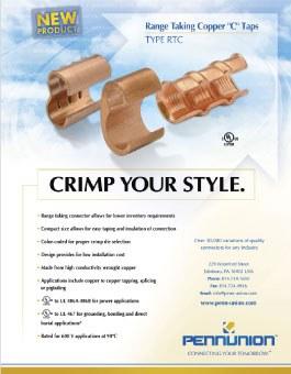 Thumb Range Taking Copper C Taps